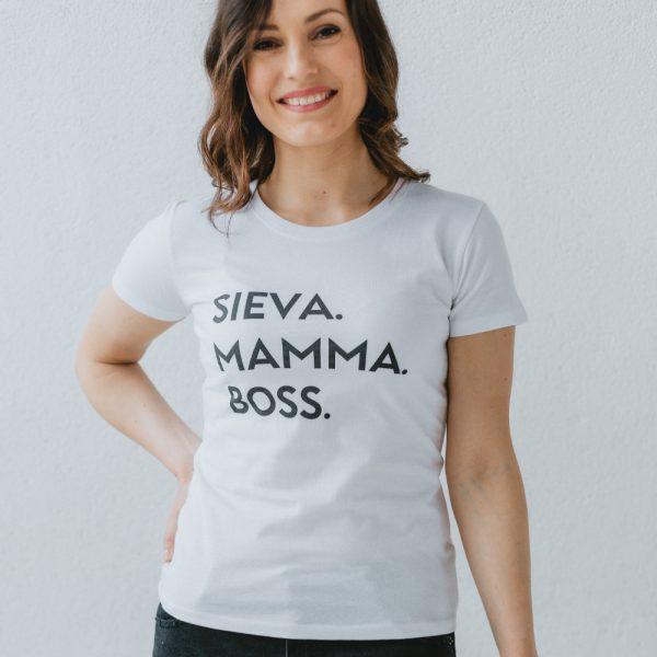 """Sieviešu T-krekls """"Mamma-BOSS"""""""
