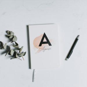 Klade ar personalizētu vārdu