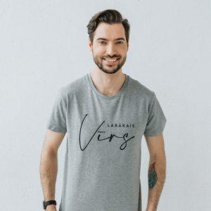 """Vīriešu T-krekls """"Labākais Vīrs"""""""